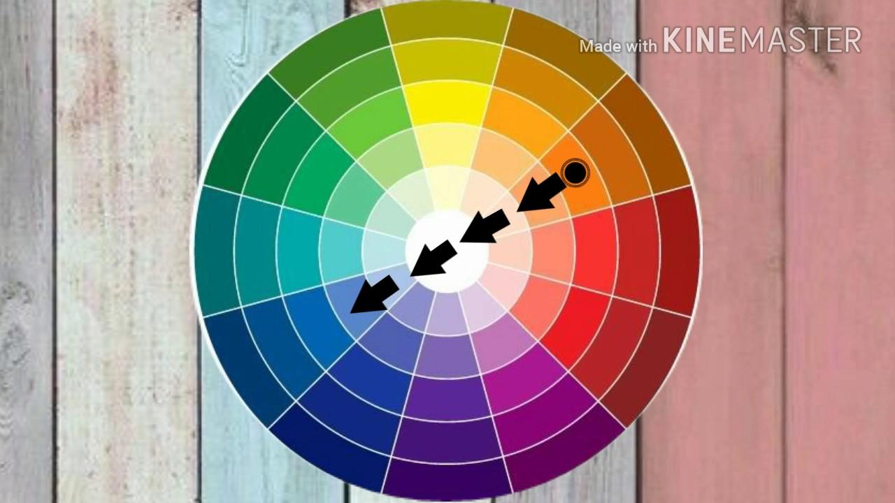 Maquillaje Segun El Circulo Cromatico Youtube