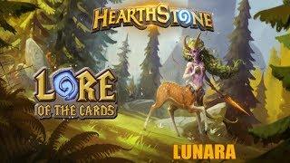 Hearthstone | Lore of the Cards | Lunara