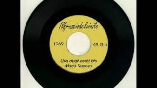 Mario Tessuto - Lisa dagli occhi blu