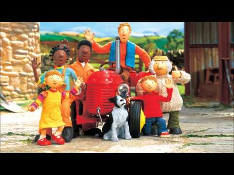 Little Red Tractor Theme Song