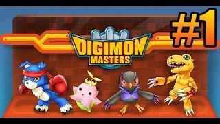 Digimon Master Online FR - Episode 1 - DIGIVOLUTION   MMORPG Digimon Francais Gameplay