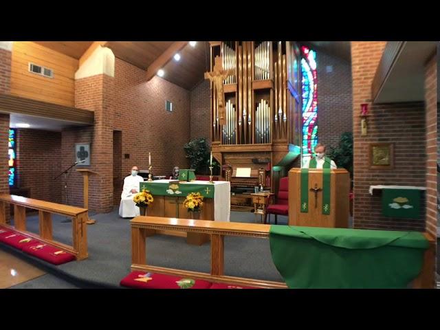 9 Pentecost - Holy Eucharist - Rite II - 8/02/20