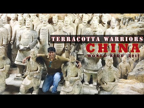 WORLD RIDE 2017    EP. 24    TERRACOTTA WARRIORS TOUR