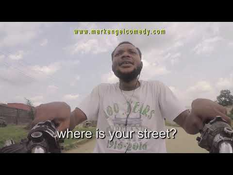 Video Skit: Mark Angel Comedy - BIKE MAN PART 2