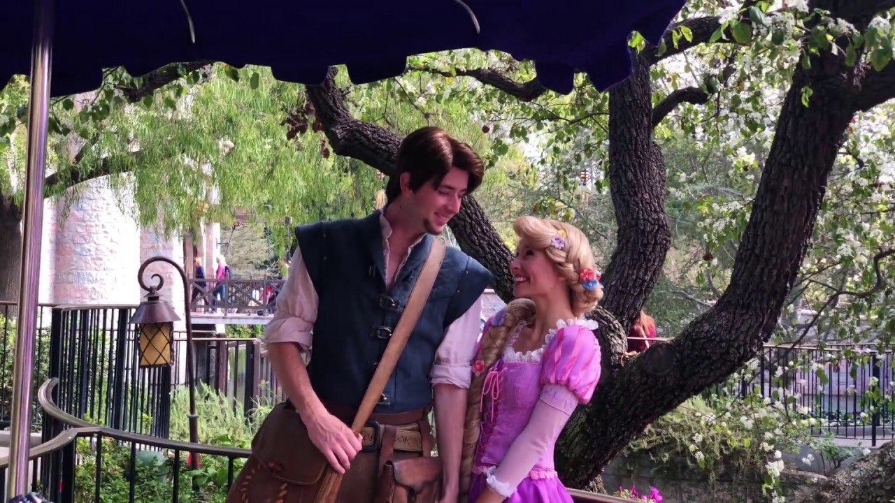Disneyland Valentines Day 2018 Character Couple Meet Greets