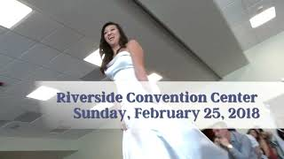 Bride World - Riverside Convention Ctr - FEB 25, 2018