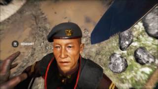 Far Cry 4 Stealth Kills  (Hang Gliding,C4,Mine,Chickens)1080p60Fps