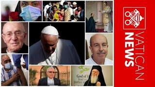 Convertir trata en atención. Guatemala cambie conciencia. Afganistán: monjas se quedan - RV 31.7.21
