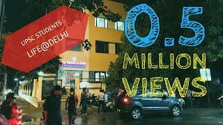 IAS Aspirants life in Delhi : IAS inspirational videos(ROAD TO LBSNAA MUSSOORIE)