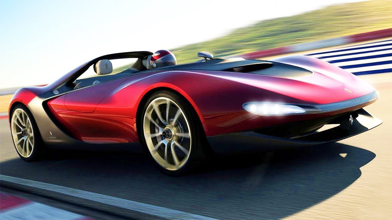 Ferrari Pininfarina Sergio Expensive Cars Video Series Youtube