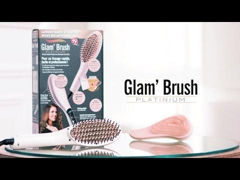 Vidéo Glam Brush Platinium - Voix Off: Marilyn HERAUD