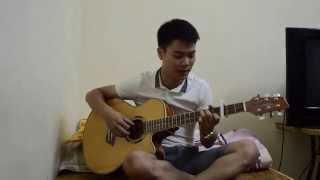 Cho tôi mơ về ngày mai - Guitar Leo Thịnh