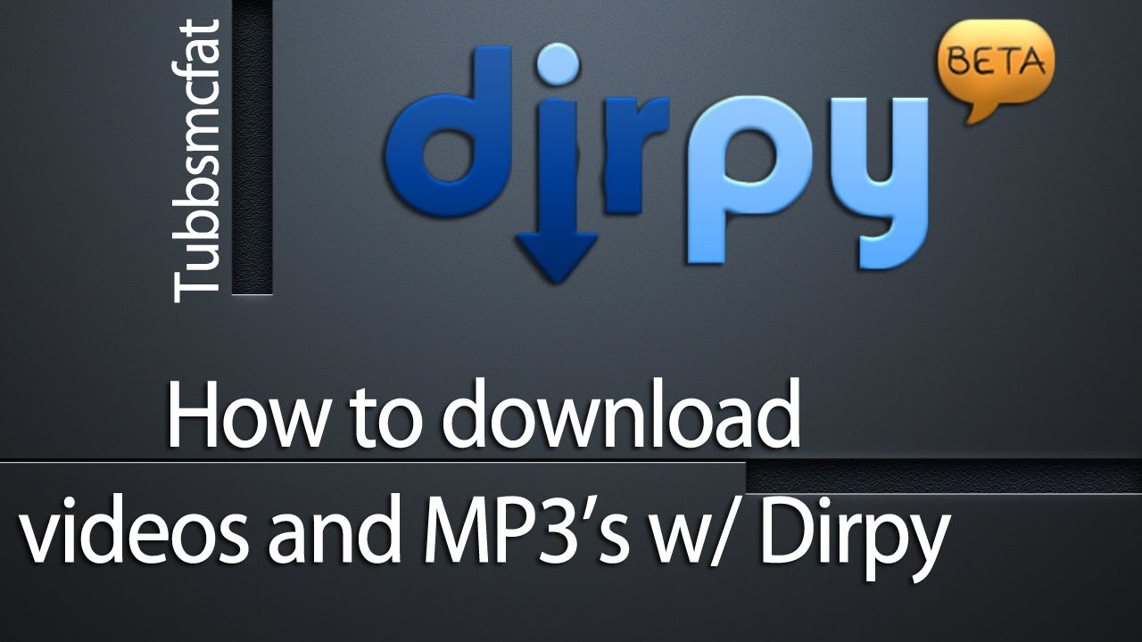 how to download youtube video and mp3