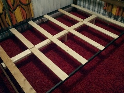how-to-support-a-mattress-without-a-box-spring---build-a-diy-bed-frame-for-$10