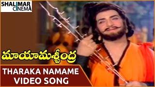 Maya Machindra Movie || Tharaka Namame Madhuramura Song || NTR, Vanisri || Shalimarcinema