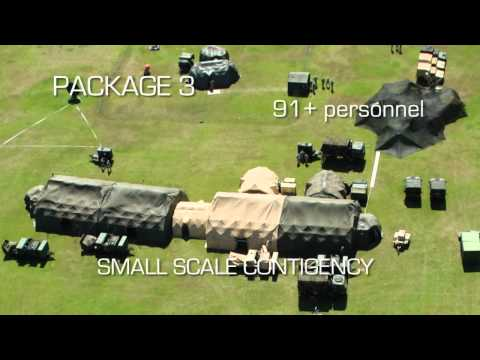 USARPAC Contingency Command Post Capabilities