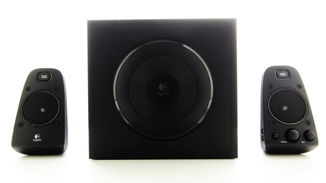 Logitech Z623 Speaker System Unboxing  U0026 Overview