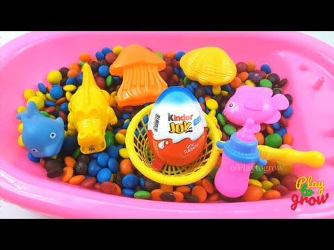 Candy - Play Fishing With A Lake Full Of Candy / Play To Grow
