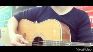 Đừng Đi (Hồ Ngọc Hà) - Bảo Hân - Cover Guitar