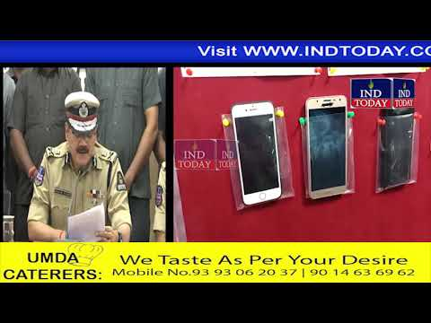 Travel Agent Arrested for Fraud | Hyderabad Police | Travel Agents in Hyderabad