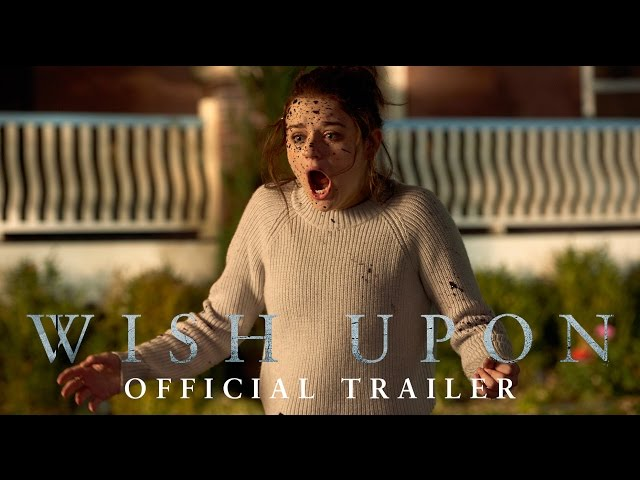 Wish Upon - Movie Trailer #2 (Official) - Broad Green Pictures