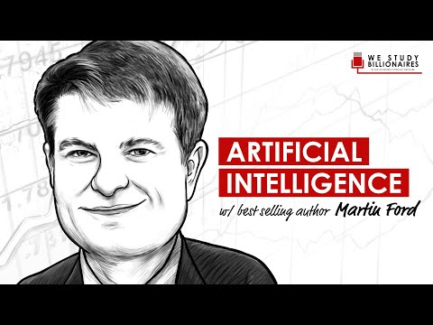 158 TIP: Artificial Intelligence & The Rise of Robots w/ Martin Ford
