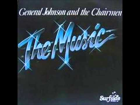 GENERAL JOHNSON & THE CHAIRMEN - x rated love 87