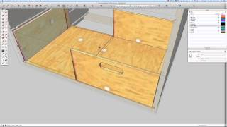Building A Mobile Woodshop (part 12) Using A Previous Design As A Starting Point.