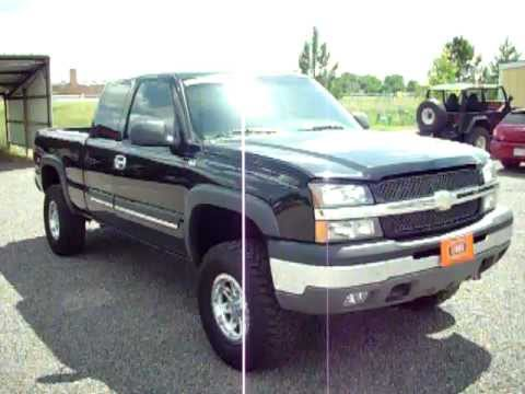 2003 chevrolet silverado z71 walk around youtube. Black Bedroom Furniture Sets. Home Design Ideas