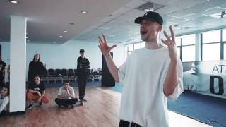 KAYTRANADA - Leave Me Alone  • Marcin Rebilas Choreography • ATMOSPHERE DANCE CAMP • Winter 2017