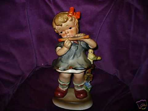 Hummel Goebel Figurines - Collectible Then and Now