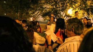 Homenaje a Labordeta en La Aljafería - Somos