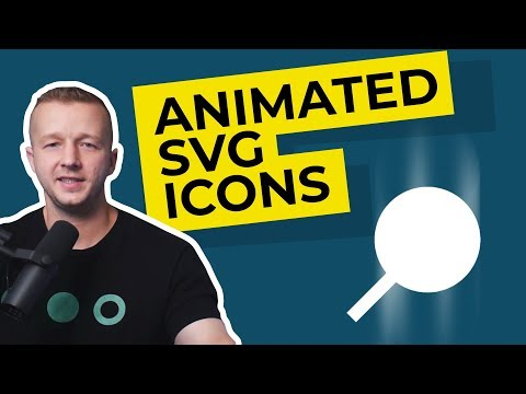 Creating An Animated SVG Icon With Bodymovin