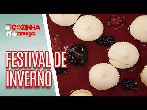Festival de Chocolate para o Inverno - Dalva Zanforlin | Cozinha Amiga (28/06/18)