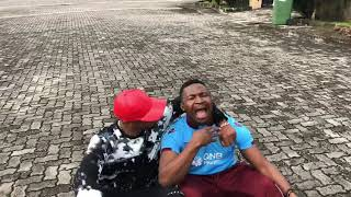 Funnybone Dying for Genevieve Part 1 feat Charles Okocha (Igwe 2pac)