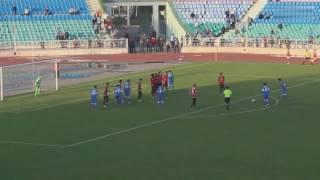 Manuchehr Akhmedov amazing free kick goal vs FC Istiklol