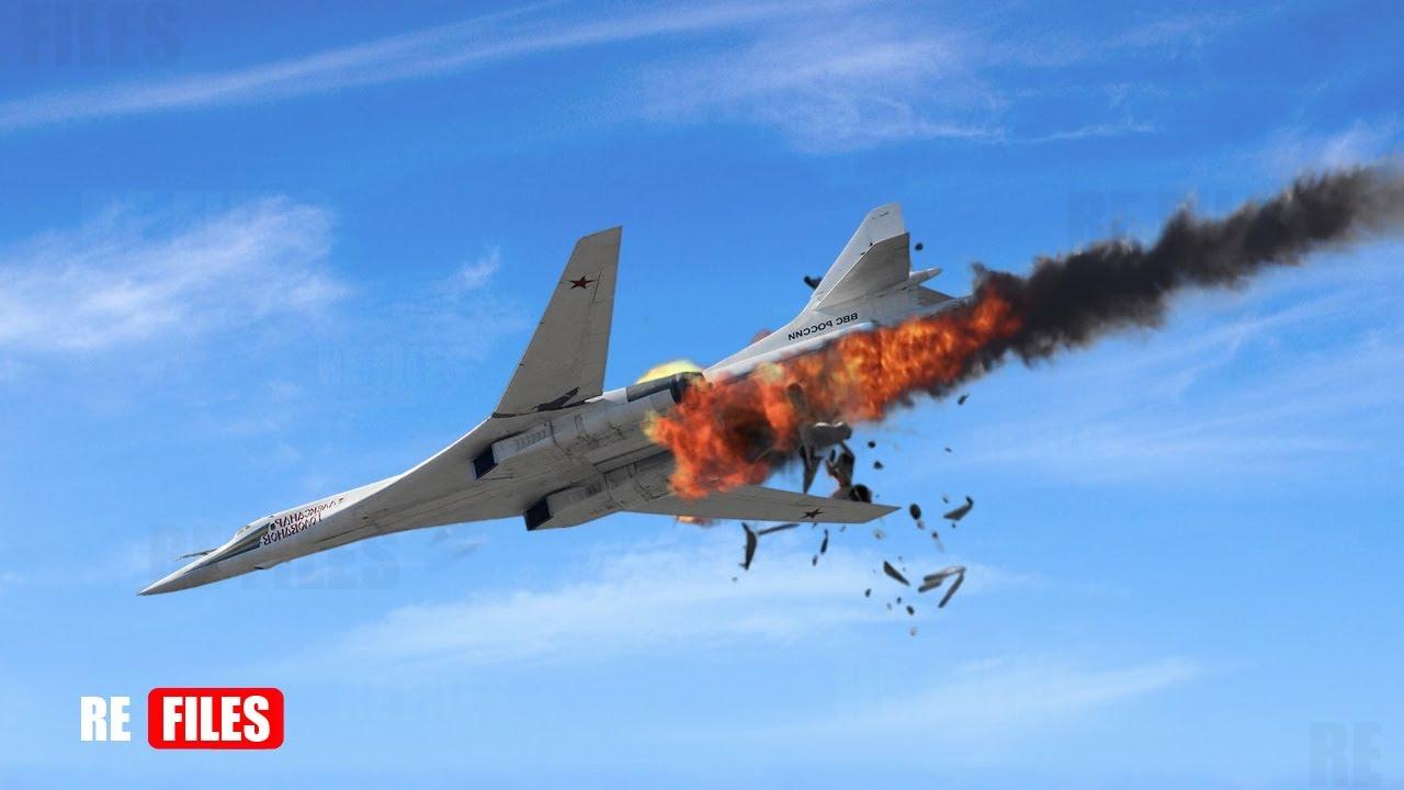 All-Out War (Jun 22,2021) Three NATO Jets intercept Two Russian Tu 160 Bombers over Baltic Sea