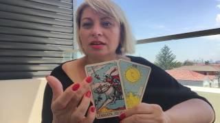 СКОРПИОН- ТАРО прогноз на ФЕВРАЛЬ 2017 года от Angela Pearl.