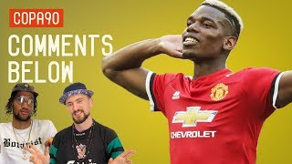 Pogba Shows Class in Spurs FA Cup Domination | Comments Below