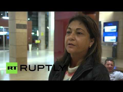 "Austria: Stranded Israeli traveller says ""Arabs just want to kill the Jews"""