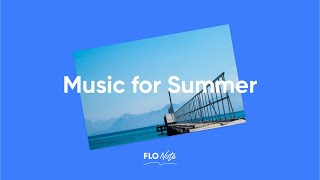 [2시간 연속 재생] 여름밤 무더위를 식혀주는 기분 좋은 재즈 리듬...♬ (재즈 음악) / (Jazz Music)