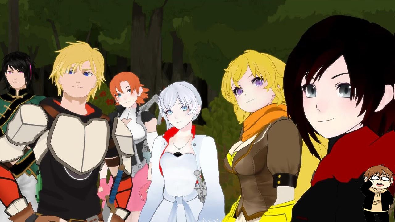 Rwby Episode 8 Players And Pieces Reaction So Sick Youtube