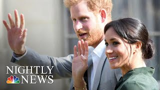 What's Next For Harry And Meghan After Split With Royal Family | NBC Nightly News