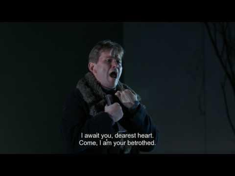 Lenski Aria - A scene from Eugene Onegin