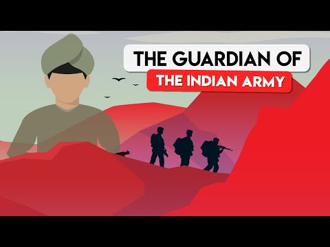 The Legend of the Indian Private who HAUNTS the Chinese Army & Watches over the Indian Army