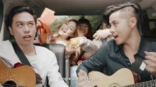 Download lagu The Sam Willows sing a special Chinese New Year cover MP3