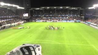 Feiring Seriemester 2015 ROSENBORG sha-la-la-la-la-la-laaa