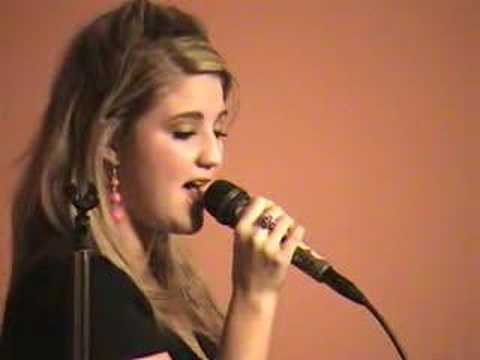 Jessica Plemmons Sings Unbreakable Heart