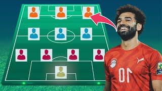 أقوى تشكيلة متوقعة للمنتخب المصري للفوز على الغابون في تصفيات كأس العالم 2022