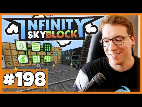 Wie es hier jetzt weiter geht... - Minecraft FTB Infinity Skyblock #198